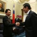 台湾総統と